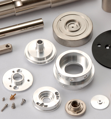 Optical devices precision parts