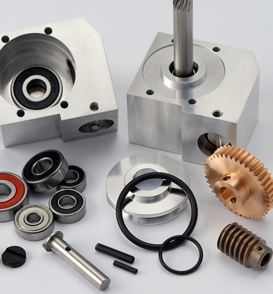 Industrial precision parts