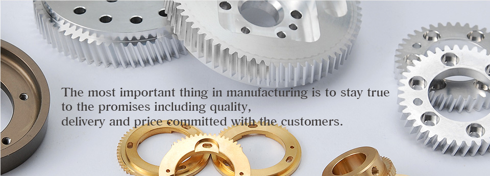 The most important thing in manufacturing is to stay true to the promises including quality, delivery and price committed with the customers.